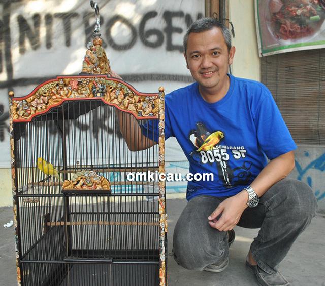 Om Wahyu Semarang dan kenari Oscar