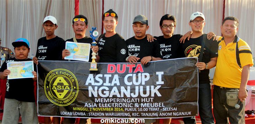 Duta Asia Cup I Nganjuk
