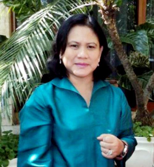 Ibu Negara Hj Iriana Joko Widodo