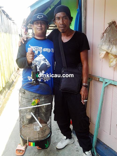Ojan bersama LB Choki-Choki
