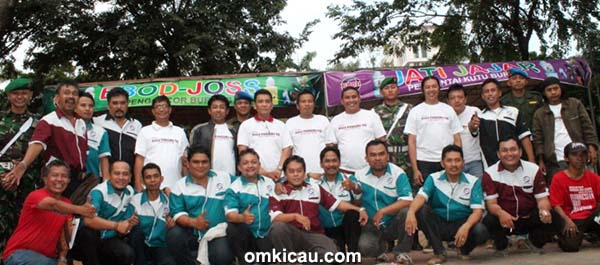 Panitia Lomba Menuju Piala Panglima