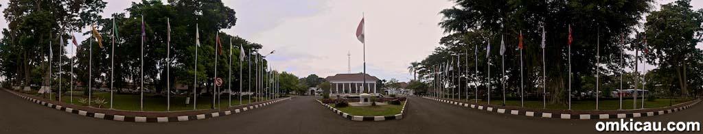 Pendopo Gubernur Banten