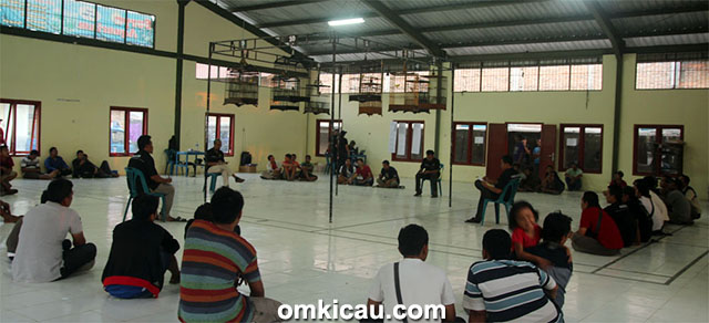 Latpres Papburi Klaten