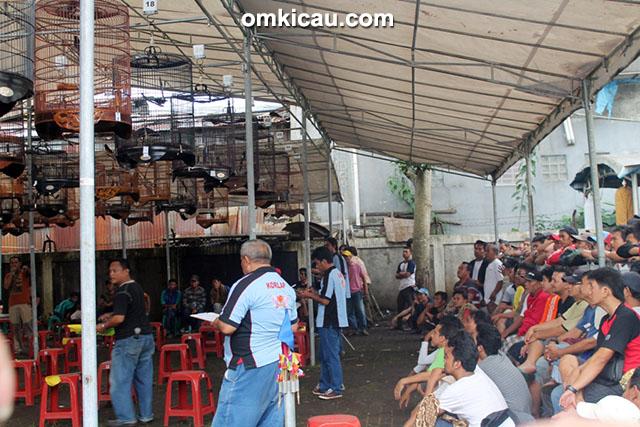 Suasana Latpres KBN Jakarta