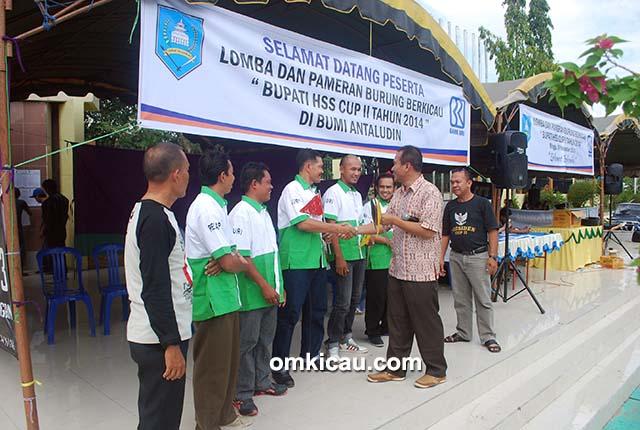 Bupati HSS Cup II