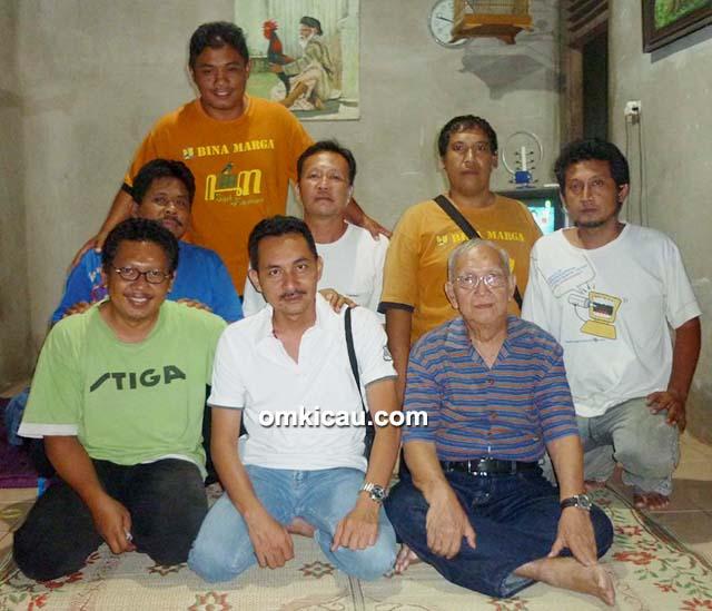 Pengurus dan tokoh Papburi