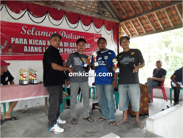 Latpres Gelora BC Gelumbang