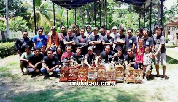 Komunitas Pleci Mania Nusakambangan