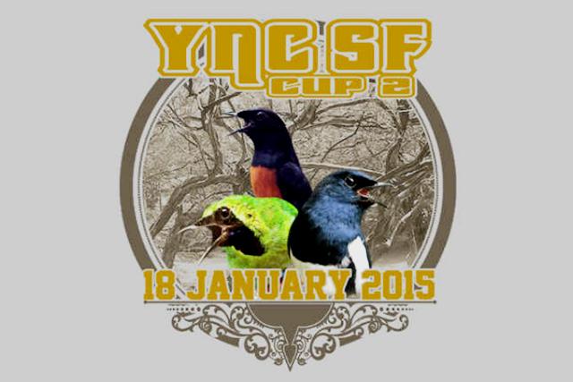ync cup 2 gelaran awal tahun 2015 di kaltim om kicau