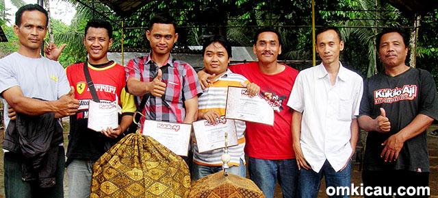 MR CIPTO Duta HUT Soedirman Purwokerto, 30 November Di Logawa