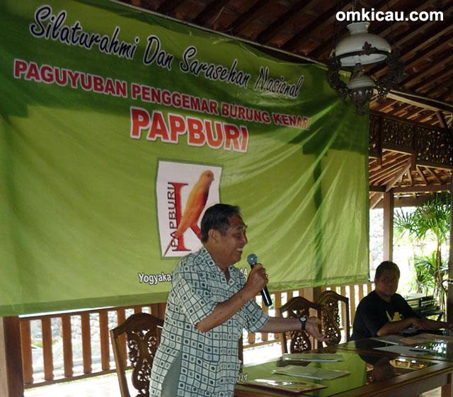 Silaturahmi dan Sarasehan Nasional Papburi
