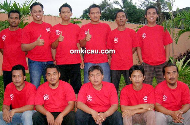 Panitia GBA Ceria Banjarnegara