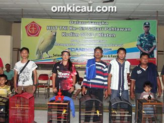 Para juara Kelas Standar Kecil