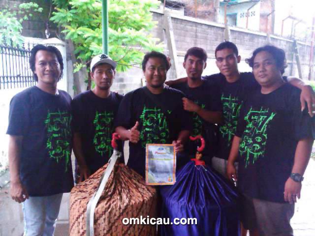 5758 di Benteng Cup Surabaya