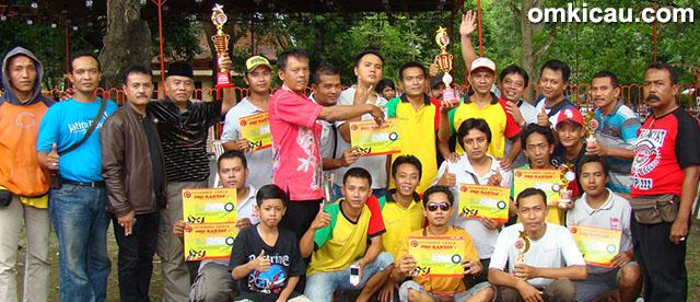 BBL juara umum BC