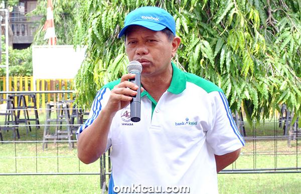 Bupati Tapin Drs HM Arifin Arpan MM