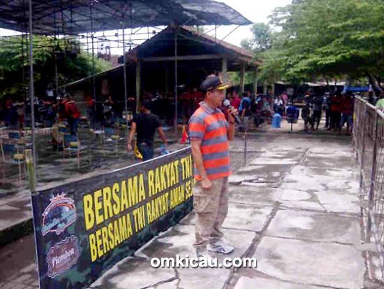 Dandim 0723/Klaten Letkol Inf Thomas Heru Rinawan