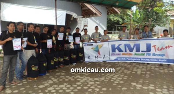 Panitia KMJ Team dan KLI Korwil Jambi