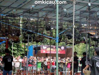 Lomba Burung Berkicau Brimob Cup I Bogor