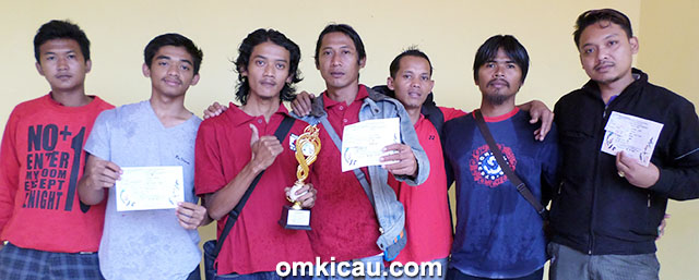 Gunung Giana Team