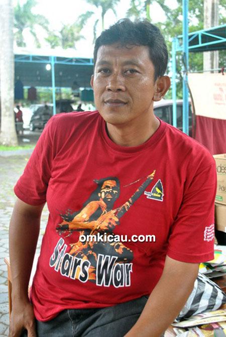 Ketua Papburi Klaten, Om Hery Dua Dewi