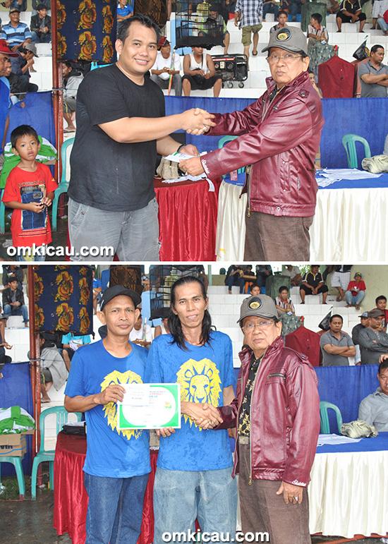 TBM BC Banjarbaru dan Black Steel SF Martapura