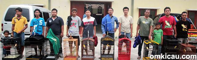 Para juara di Kelas Kalitan