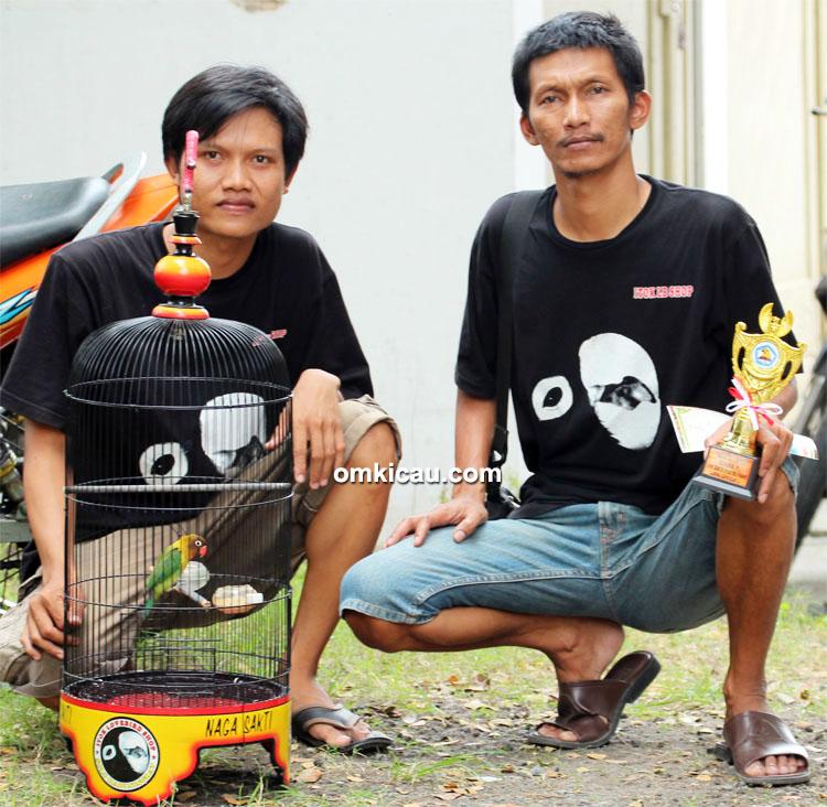 Itok LB Shop dab lovebird Naga Sakti