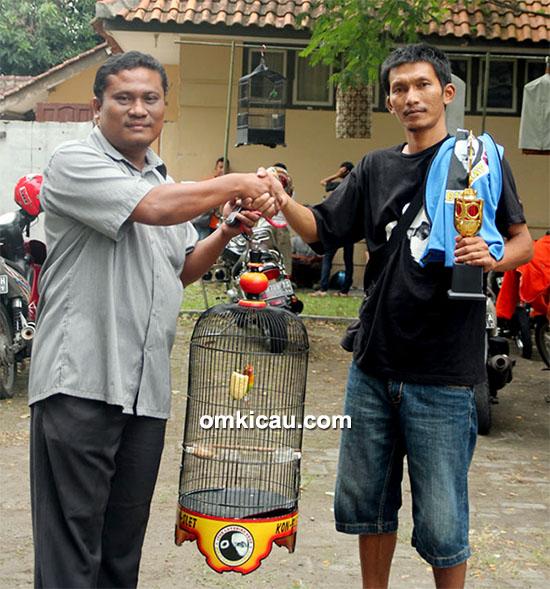 Mr Aritonang Selaksa Jagat take-over LB Konslet