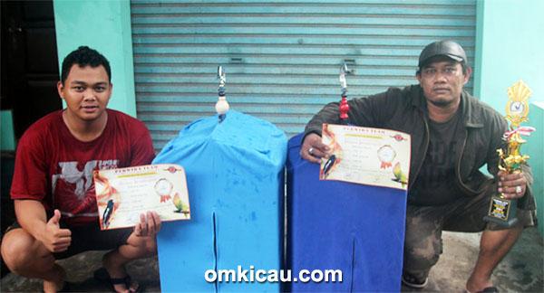 Mr Gige Bekonang: Murai Black Gold double winner.