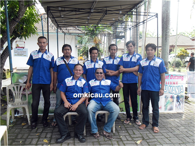 OGAN ILIR BIRD CLUB (OIBC) TEAM