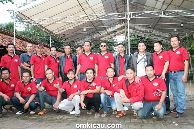 Panitia dan Juri Lomba Anniversary Kelapa Dua Enterprise