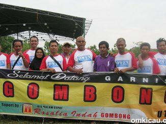 Panitia Gombong Cup I