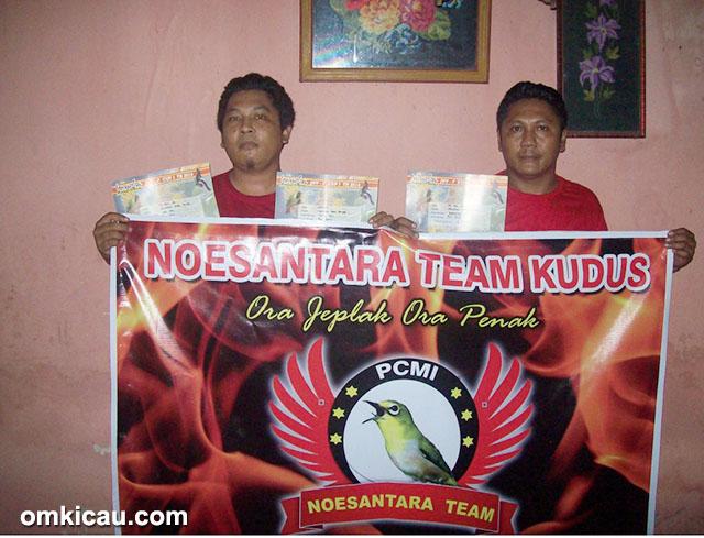PCMI Noesantara Team