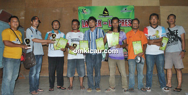 Latpres PPK-3 Jakapodang Klaten