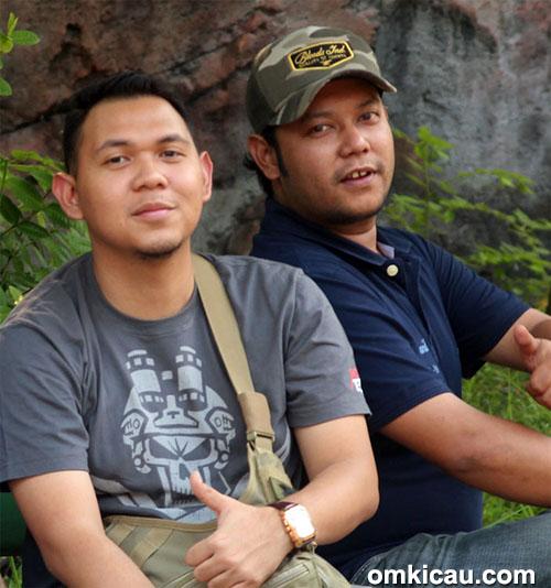 Plaza Cup 3 Semarang - dr Jori (kiri) siap memimpin 168 Team.