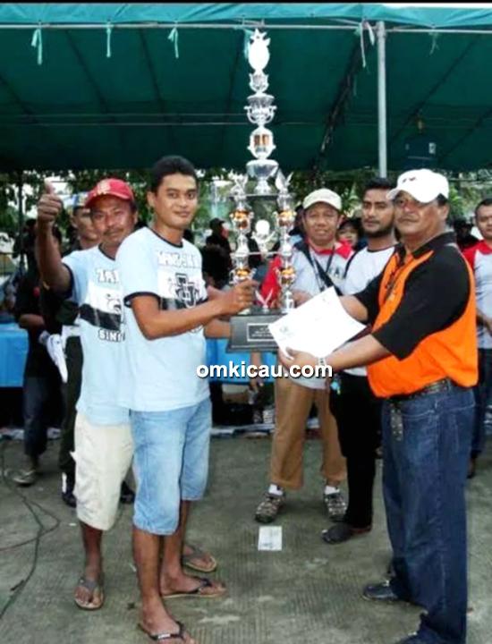 Duta Arema juara umum BC