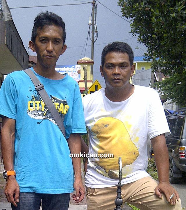 Sabtu Spesial GBA Banjarnegara - Faiq Star BF Wonosobo moncer bersama cucak jenggot Ratu Lebay.