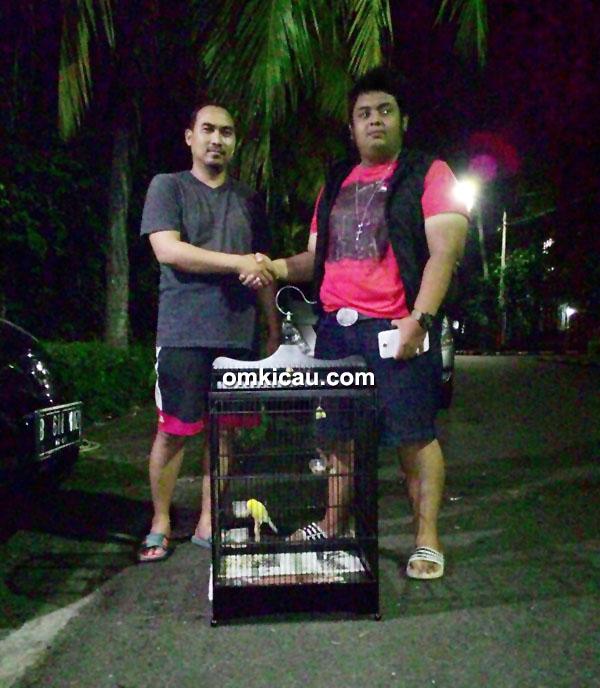 Fahmi dan Reza RKG