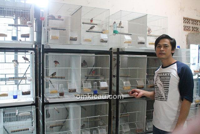 Om Arif Trisakti BF Jakarta