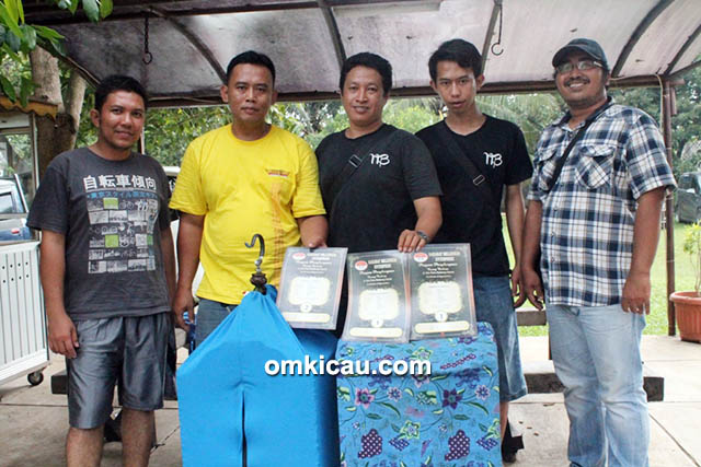 Om Ulay dan Om Eko dari New Bravo
