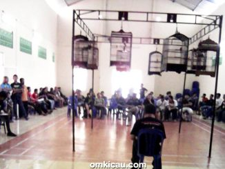 Suasana kontes Januari United Papburi Cilacap