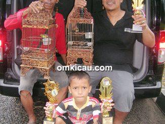 Sabtu Spesial GBA Banjarnegara - Killer Team Purbalingga tetap mendominasi kelas pleci