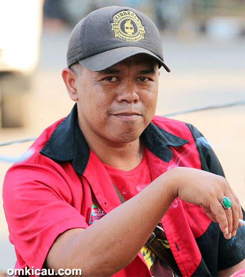 Plaza Cup 3 Semarang - Komo Dika Canary siap bersaing dengan jawara-jawara nasional.