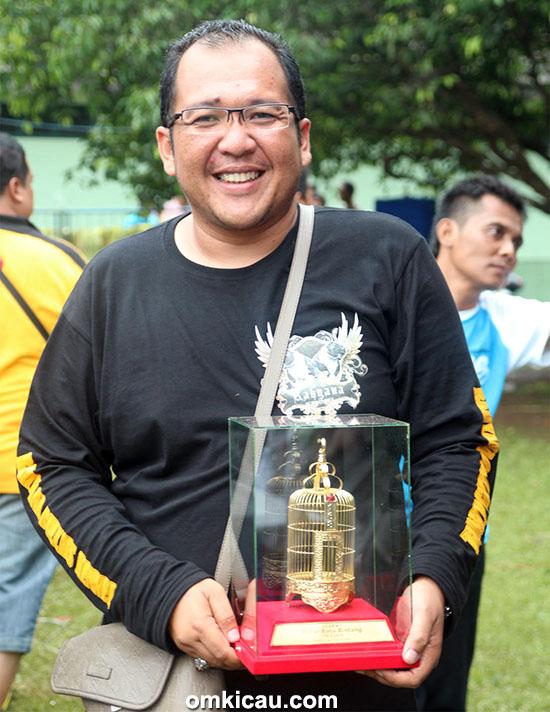 Plaza Cup 3 Semarang - Mr Baim dari Jalak Bali Team