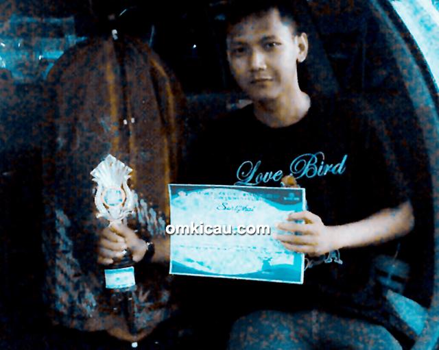 Mr Nanda dari Raja Rimba BC Pekanbaru
