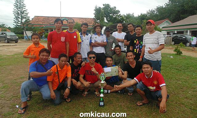 Muara Enim Team juara umum BC