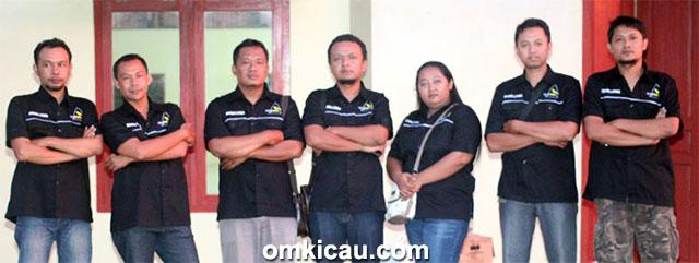 Panitia Papburi Klaten Gergunung