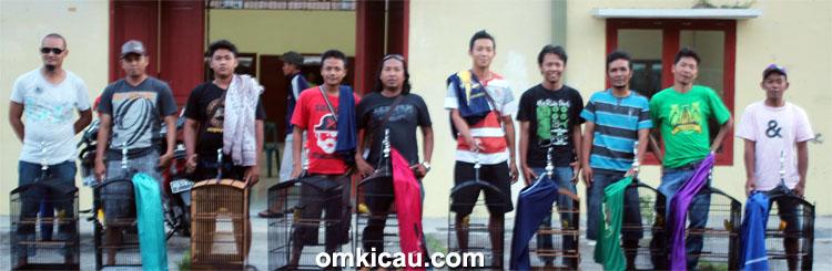 Para juara Standar Ring Papburi Klaten