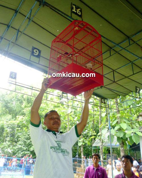 Ketua JKB Om Sukamto